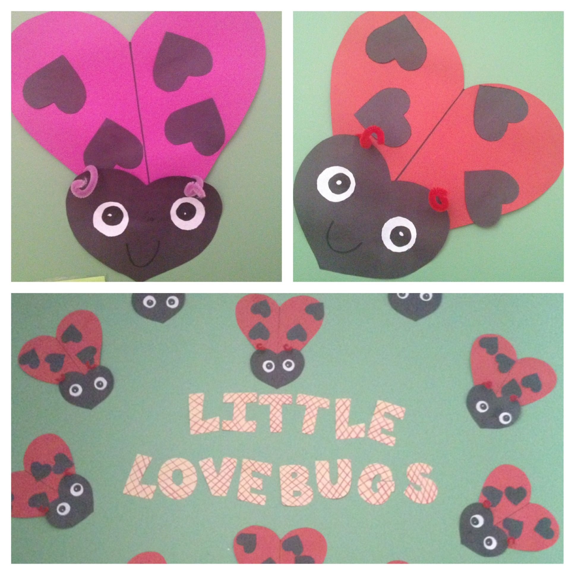 Little lovebug 39 s great for valentines day crafts did for Arts and crafts for 2 year olds