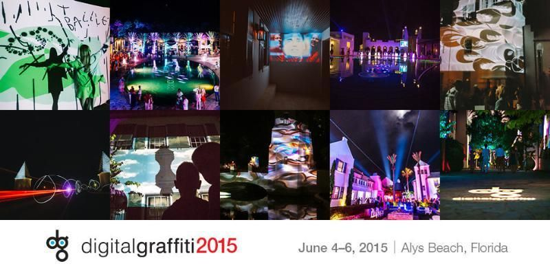 #thalo 8th Annual Digital Graffiti Festival At Alys Beach Calls For Artist Submissions