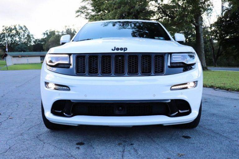 2015 Jeep Grand Cherokee Srt For Sale Jeep Grand Cherokee Jeep Grand Cherokee Srt Jeep Grand