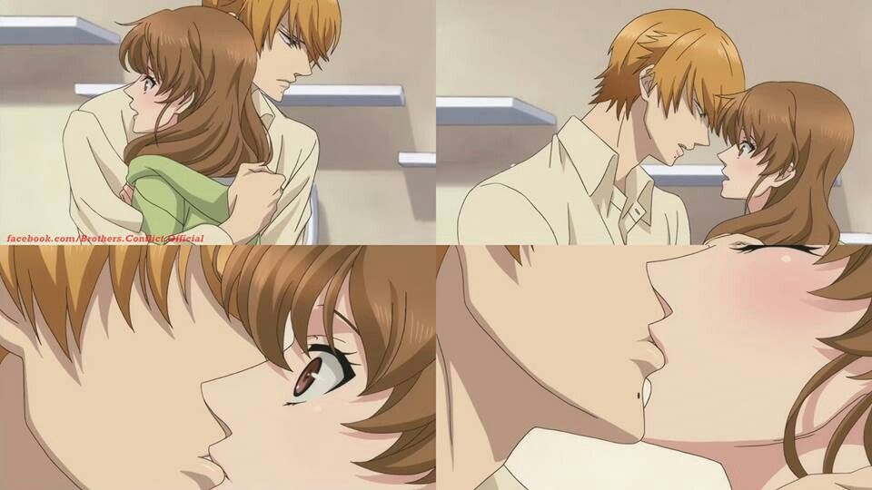 Natsume and ema brother's conflict