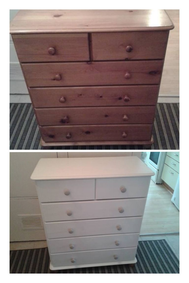 Pine Bedroom Chest Of Drawers Painted Pine Chest Of Drawers The Ojays The Wall And Drawers