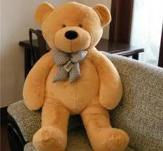 a big teddy bear my valentines day dream