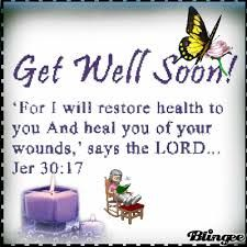 heal soon quotes