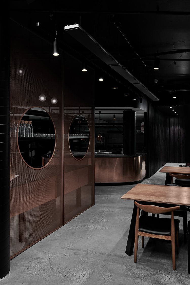 Design Fit Out Of An Upscale Restaurant In The Melbourne Suburb Richmond With S Culinary Scene Over Saturated Numerous Modern Asian