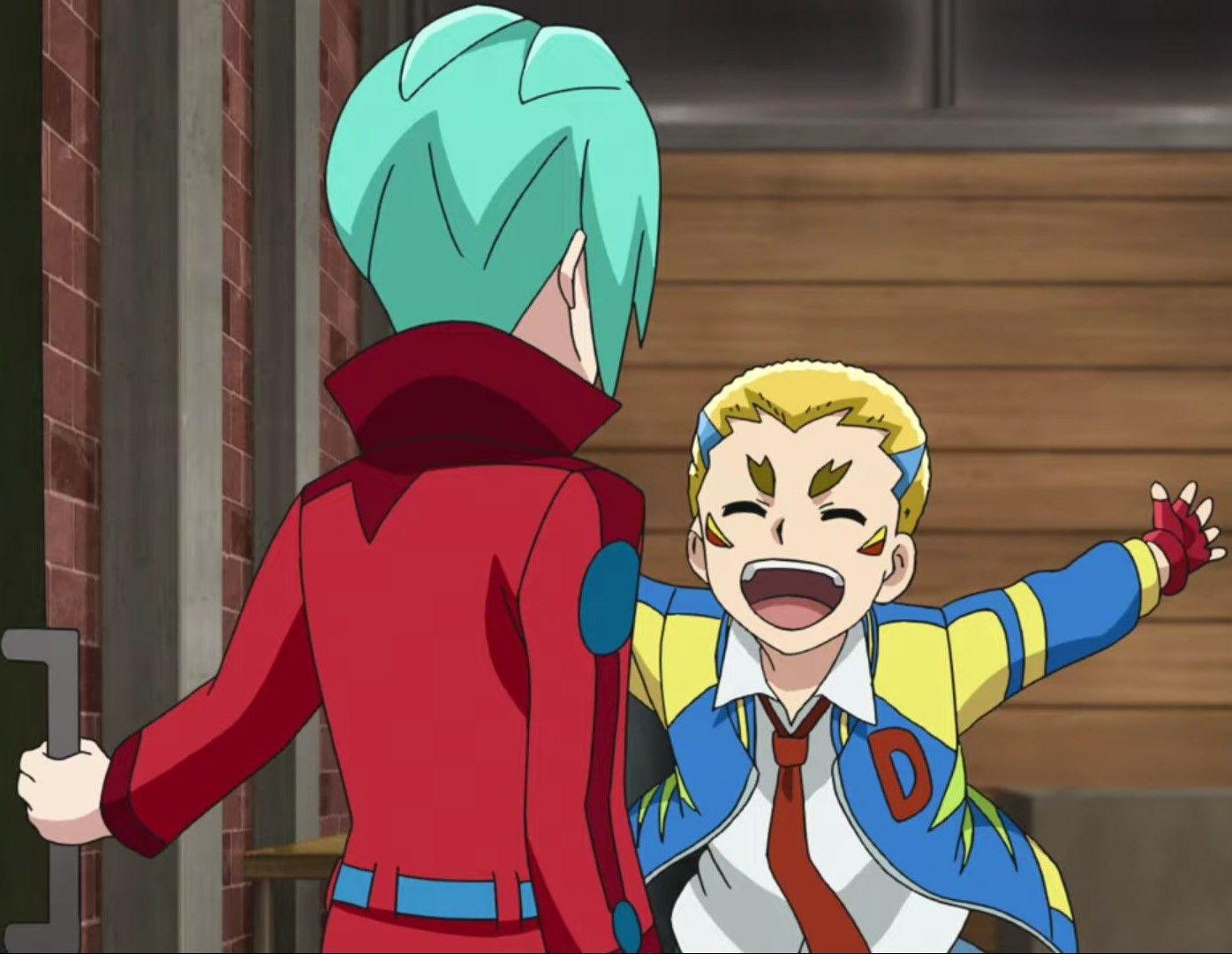 Pin by anime4ever on Beyblade burst Anime, Beyblade