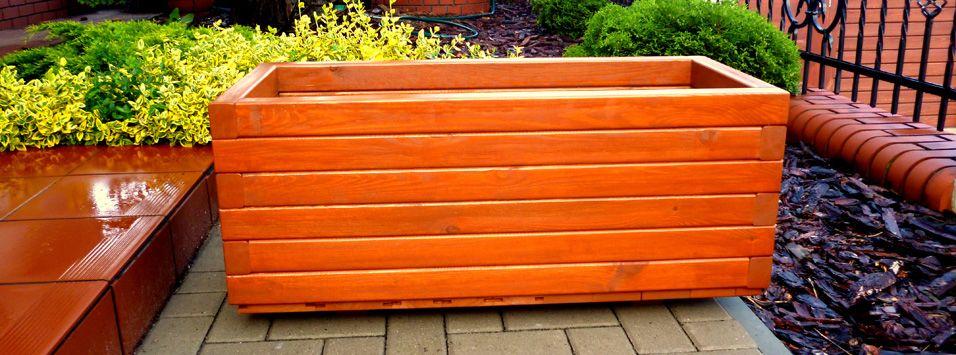 Stolarstwo Ogrodowe I Borowiak Osieczna Leszno Uslugi Stolarskie Doniczki Pergole Altany Domki Dr Outdoor Furniture Outdoor Decor Outdoor Storage Box