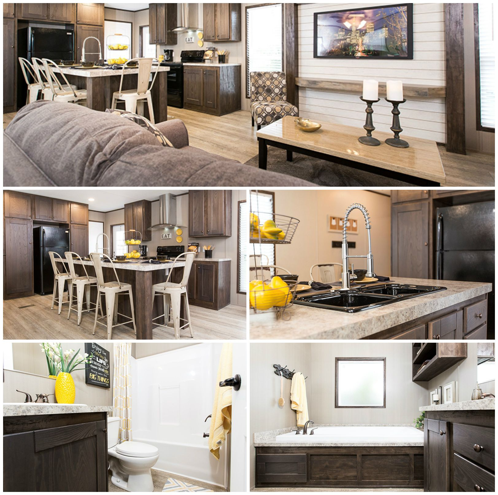 Starting At 36 849 The 3 Bedroom 2 Bath Resolution Has All The Features You Need At A Price That Can T Be Beaten You Really Home Modular Homes Living Spaces