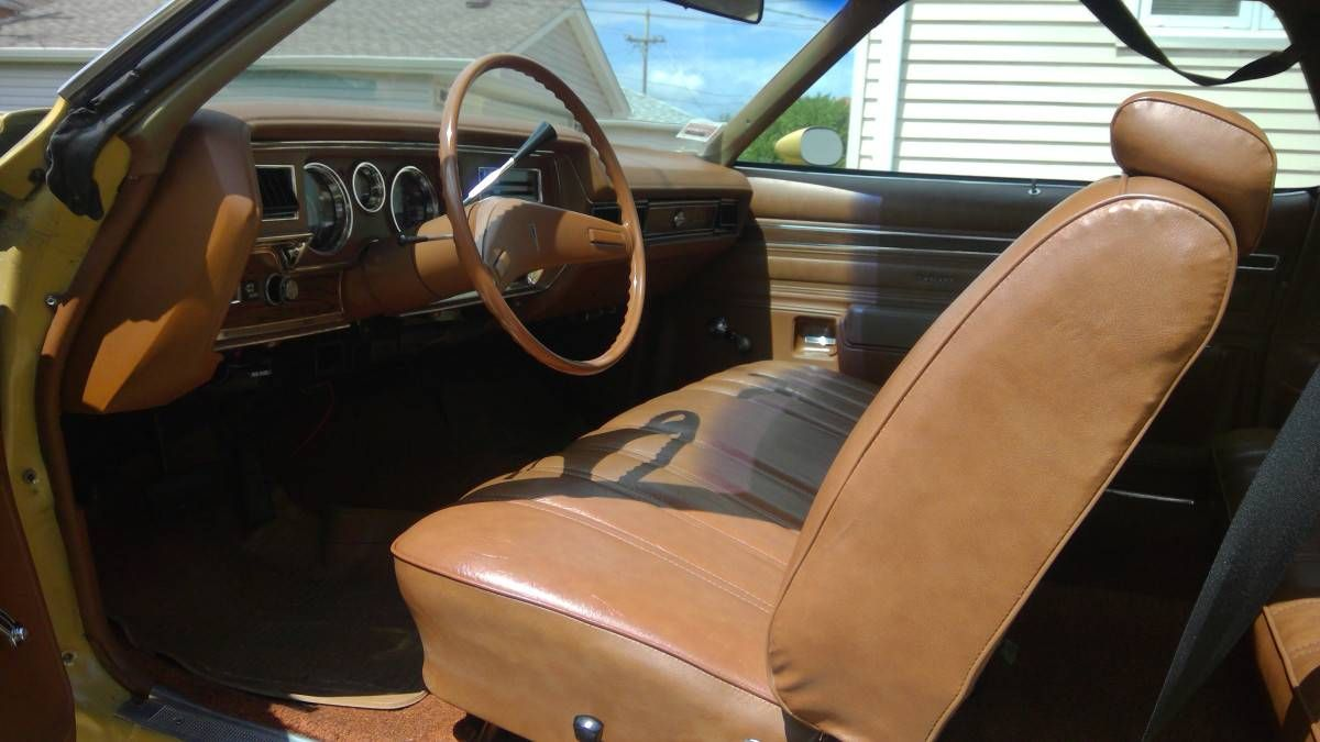 1973 Pontiac LeMans | car interiors | Pinterest | Pontiac lemans ...
