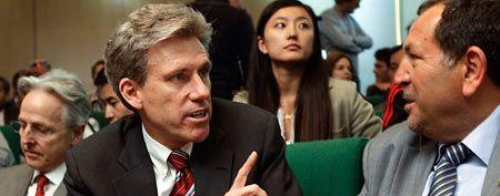 Ambassador Christopher Stevens killed in Libya attack (AP)