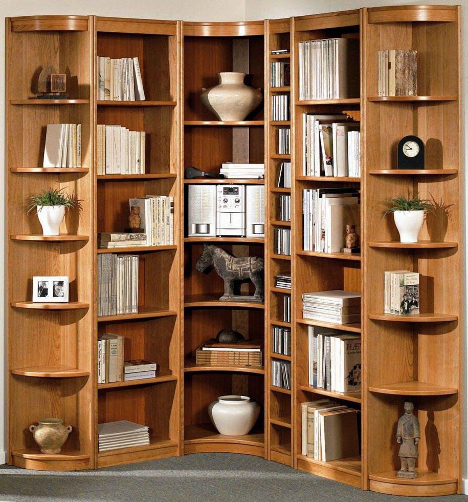 Wonderful Bookshelf Design For Your House Elegant Bookshelf