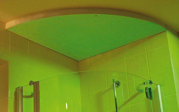 Sternenhimmel Badezimmer ~ Led sternenhimmel badbeleuchtung glasfaser und sternenhimmel