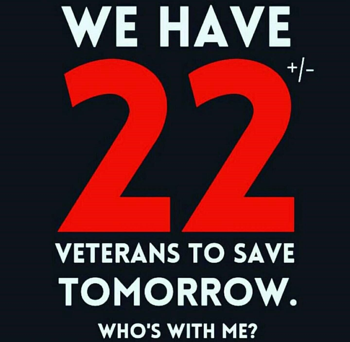 My Newest Tattoo She Is A Soldier In The War Against: 22 Veterans Kill Themselves A Day.