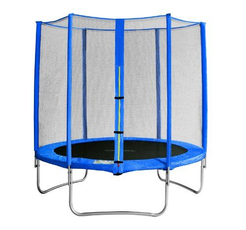SixBros. SixJump 1,85 M Trampolino elastico da giardino blu Miglior prodotto Trampolini sportivi.