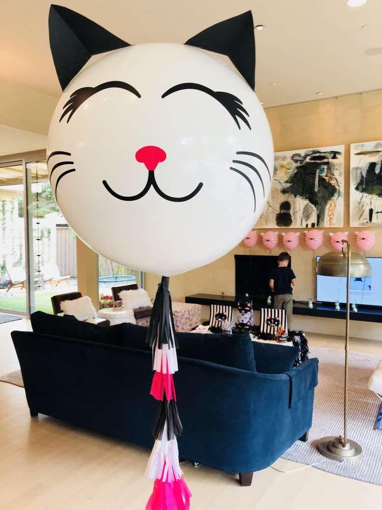 Cats birthday party ideas cat birthday cat birthday