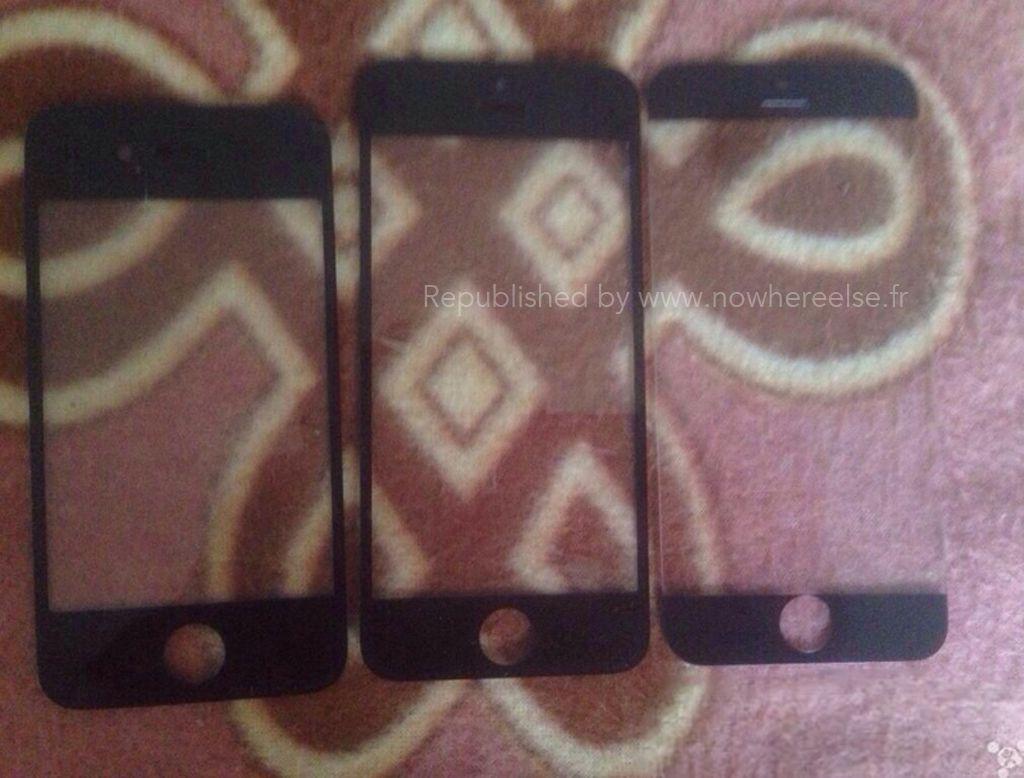 Se filtra imagen de lo que podría ser la pantalla del iPhone 6 – Tecnofanatico