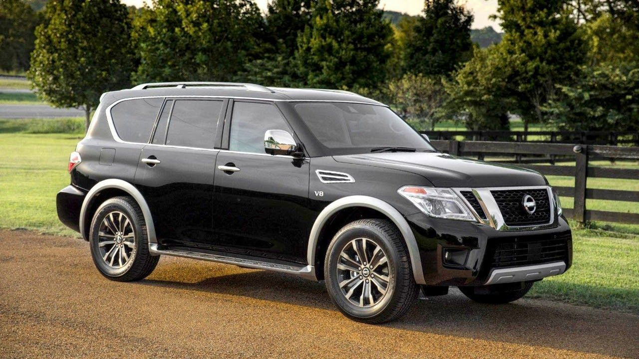 The Patrol Nissan 2019 Price Design And Review Camionetas Autos Coches