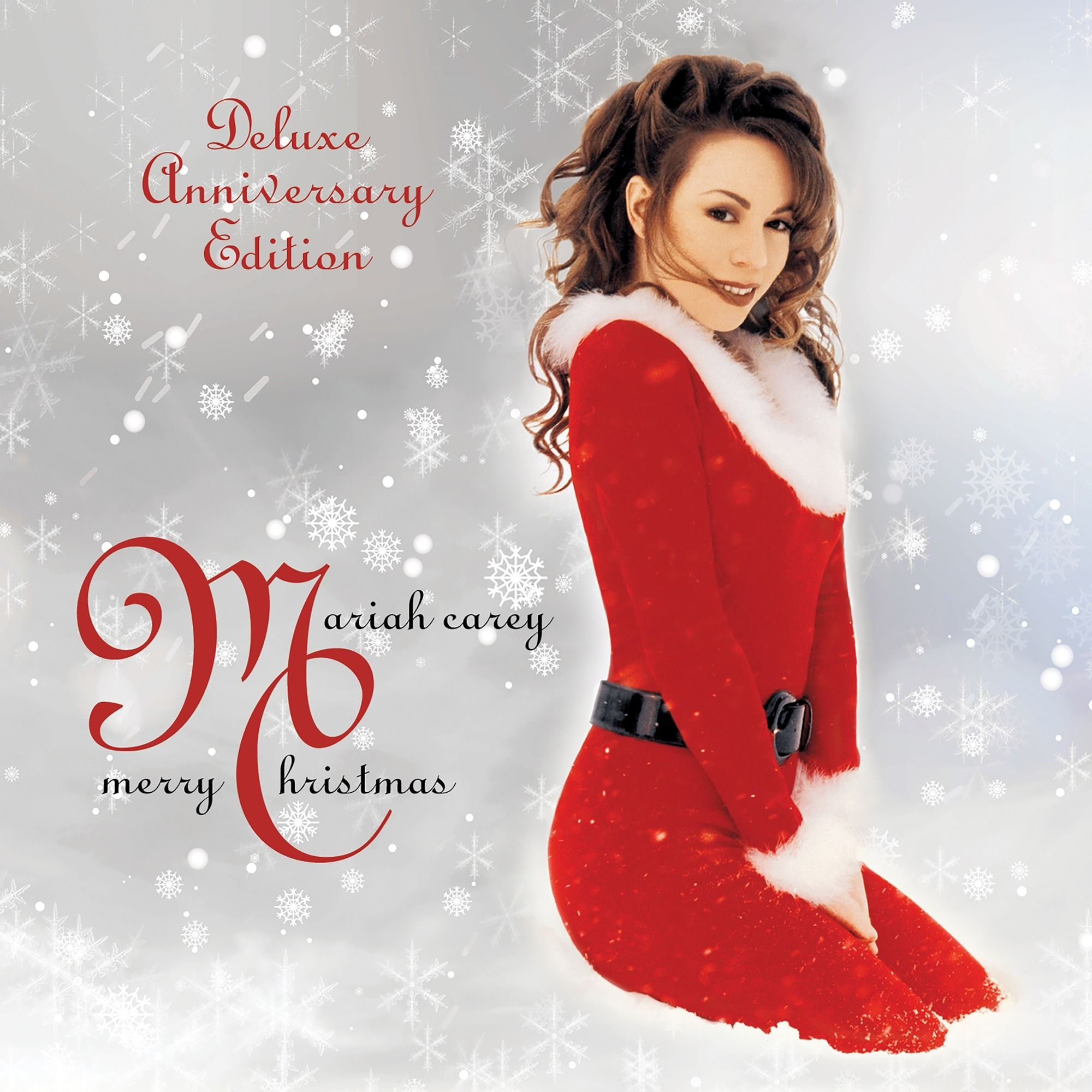 Mariah Carey - Merry Christmas (Deluxe Anniversary Edition) [Audio (With images)   Mariah carey ...