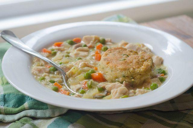 Barefoot Contessa 39 S Chicken Stew And Biscuits Rich