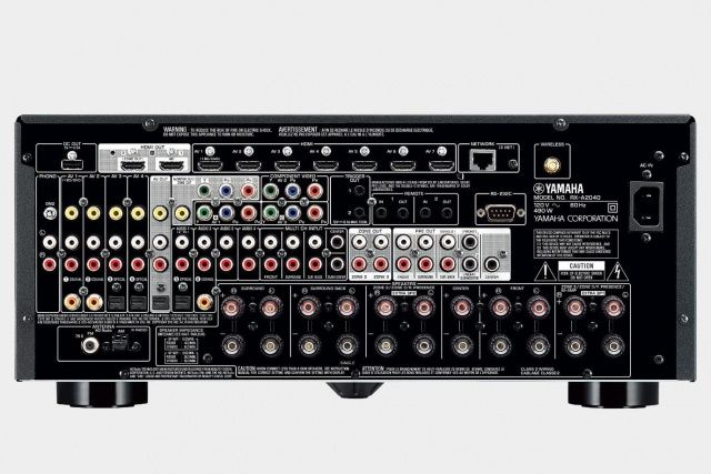 Yamaha Aventage RX-A2040BL