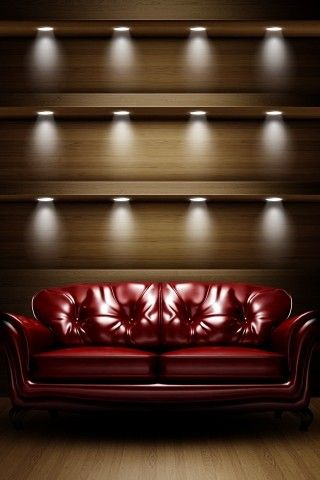Red Couch Hd Best Mobile Wallpaper Life Red Sofa Pretty Phone
