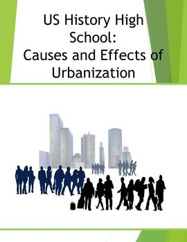 urbanization in america dbq essay answers