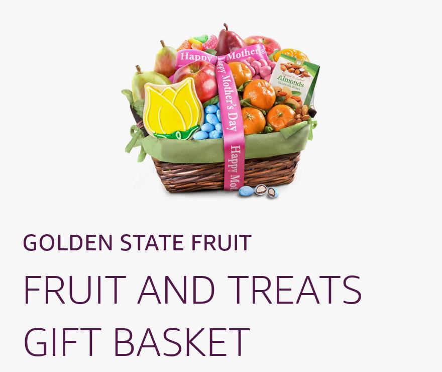 Gift Basket Treat Basket Basket Treat Gift