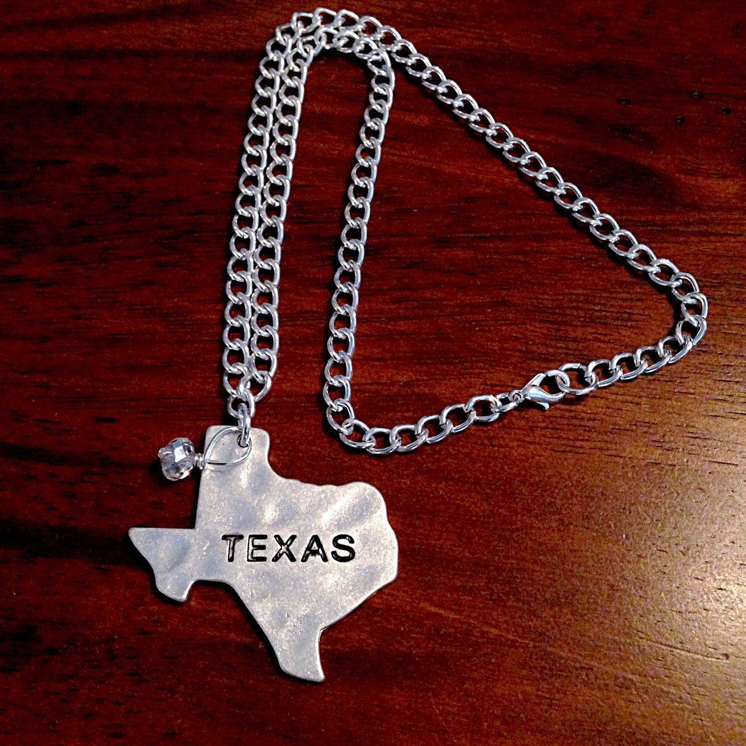 Necklace texas necklace silver texas pendant necklace cowgirl necklace texas necklace silver texas pendant necklace cowgirl necklace texas jewelry mozeypictures Choice Image
