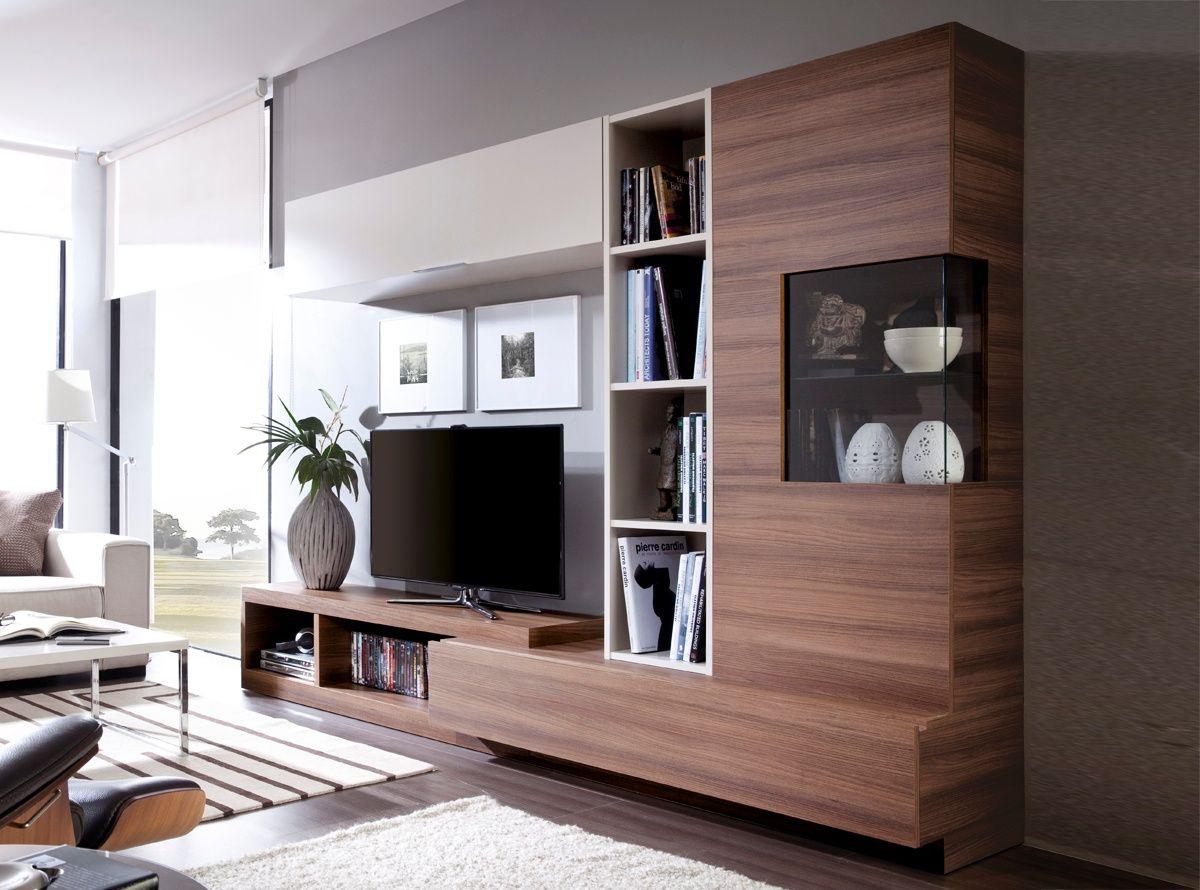 Muebles de salon salones modernos muebles baratos for Muebles bano rusticos ikea