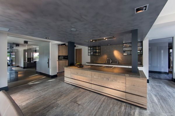 Luxury kitchens · with this house interior designer eric kant