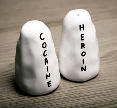 funny as hell salt and pepper set