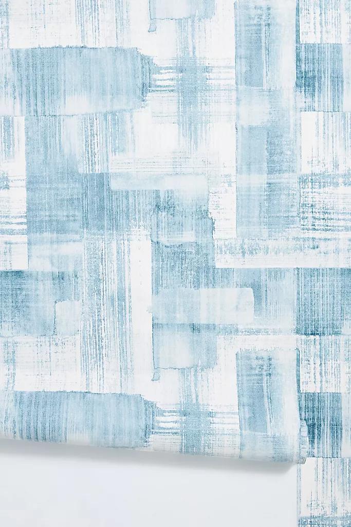 Brushstroke Wallpaper Wallpaper Brush Strokes Woven Paper