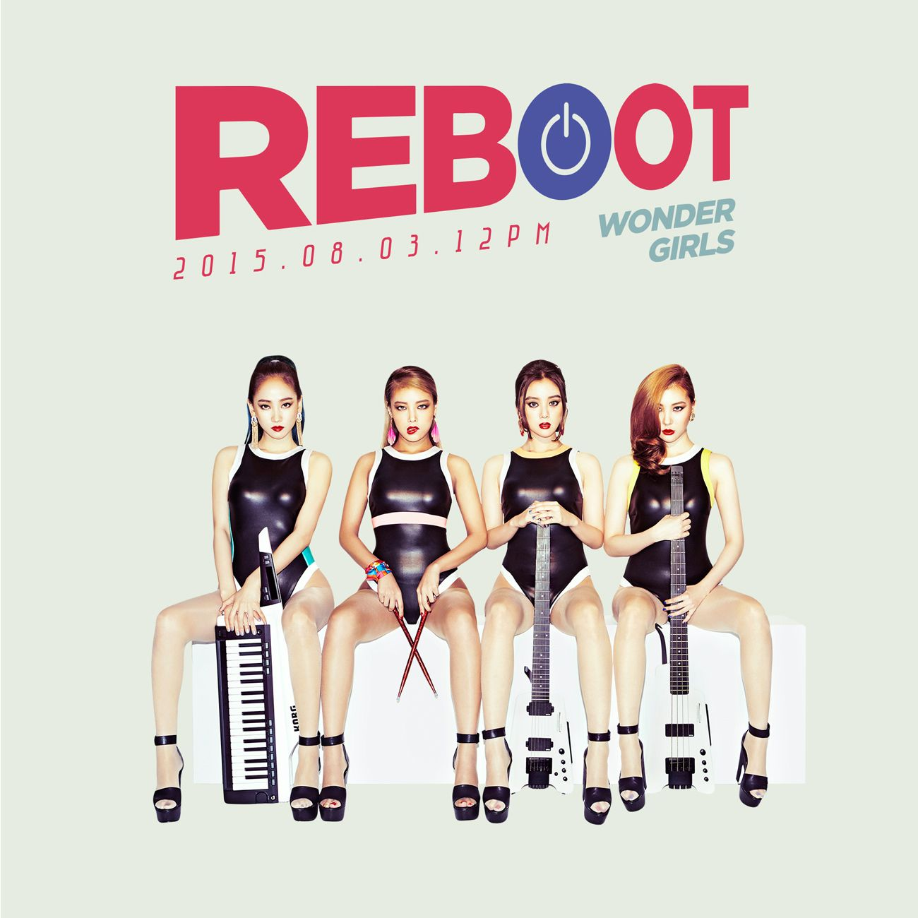 WONDER GIRLS <3 <3 <3!!! --- REBOOT --- excited for their comeback ^^