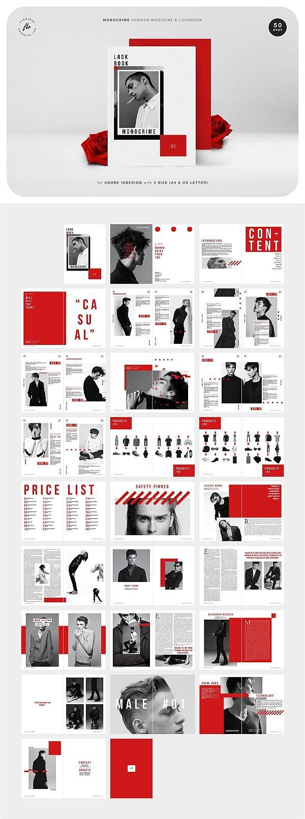 MONOCRIME FashionMagazine & Lookbook