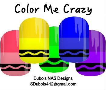 be the brightest crayon in the box get in touch with me at