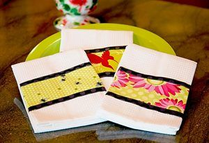 20+ Patterns to Make Dish Towels #dishtowels