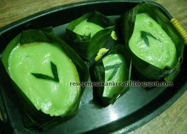 Resep Kue Lampu Lampu Hijau Khas Manado Resep Kue Ide Makanan Resep