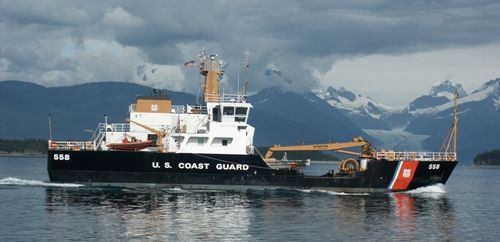 U. S. Coast Guard Cutter Anthony Petit Homeported in ...