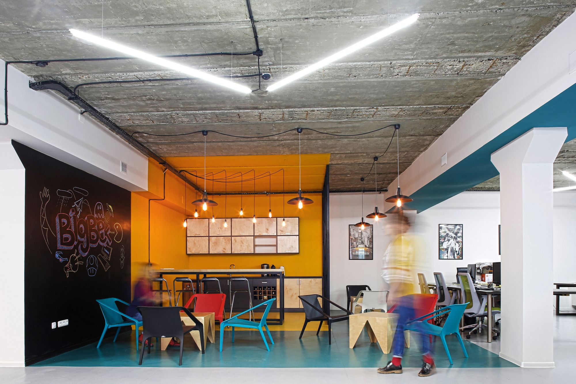 Architectural Office Interiors Intended Bigbek Office Snkh Architectural Studio Snkh Studio Pinterest Studio Interiors And