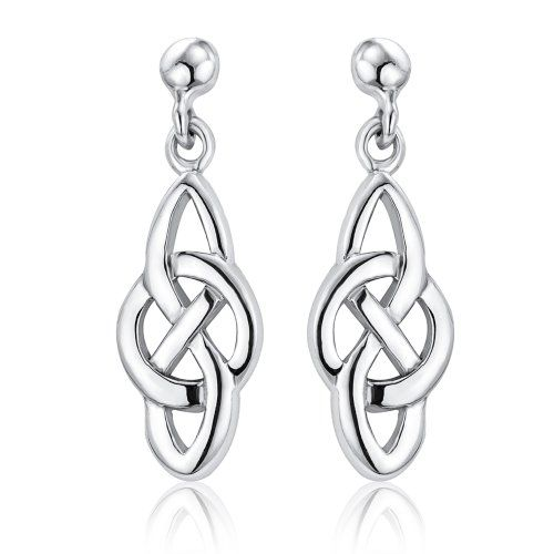 Ornami Silver Ladies' Celtic Knot & circle drop Earrings Ornami http://www.amazon.co.uk/dp/B001GCV5IC/ref=cm_sw_r_pi_dp_1N5fub00G2MXS