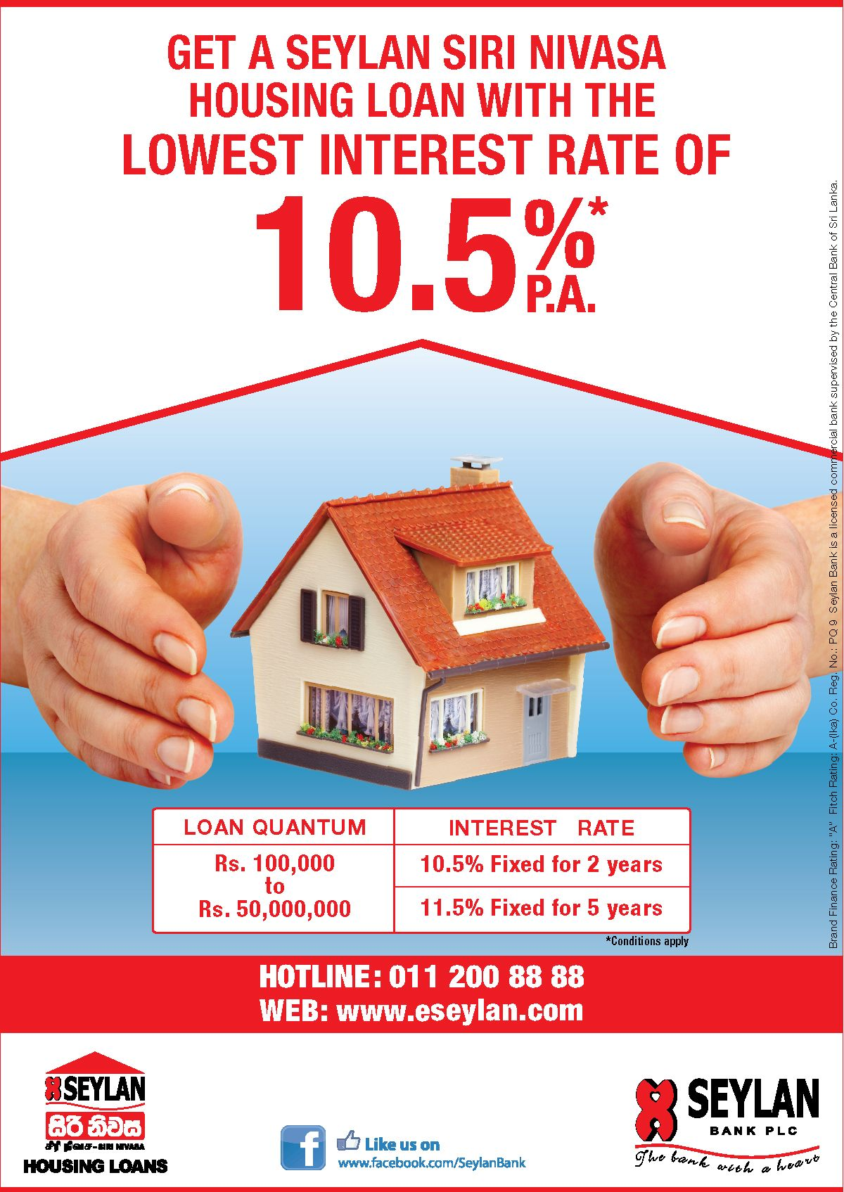 Housing Loans At The Lowest Interest Home Loans Loan Low Interest Rate