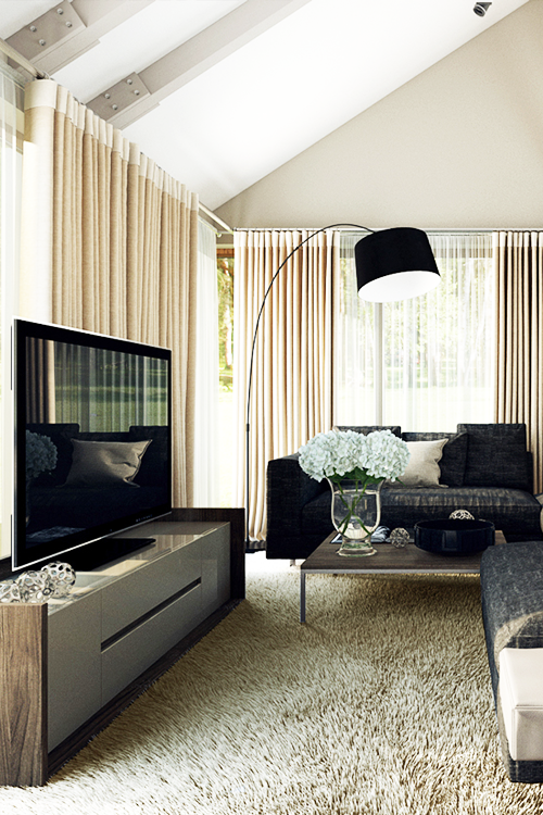 "Simple Elegant Living Room  Cknd ""  Interiors  Pinterest Mesmerizing Simple Elegant Living Room Design Decorating Inspiration"