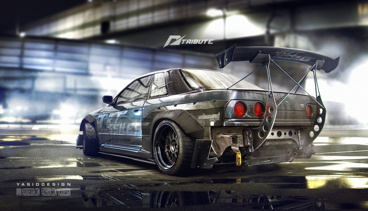Need for speed tribute nissan skyline r32 by yasiddesign need for speed tribute nissan skyline r32 by yasiddesigniantart on vanachro Images