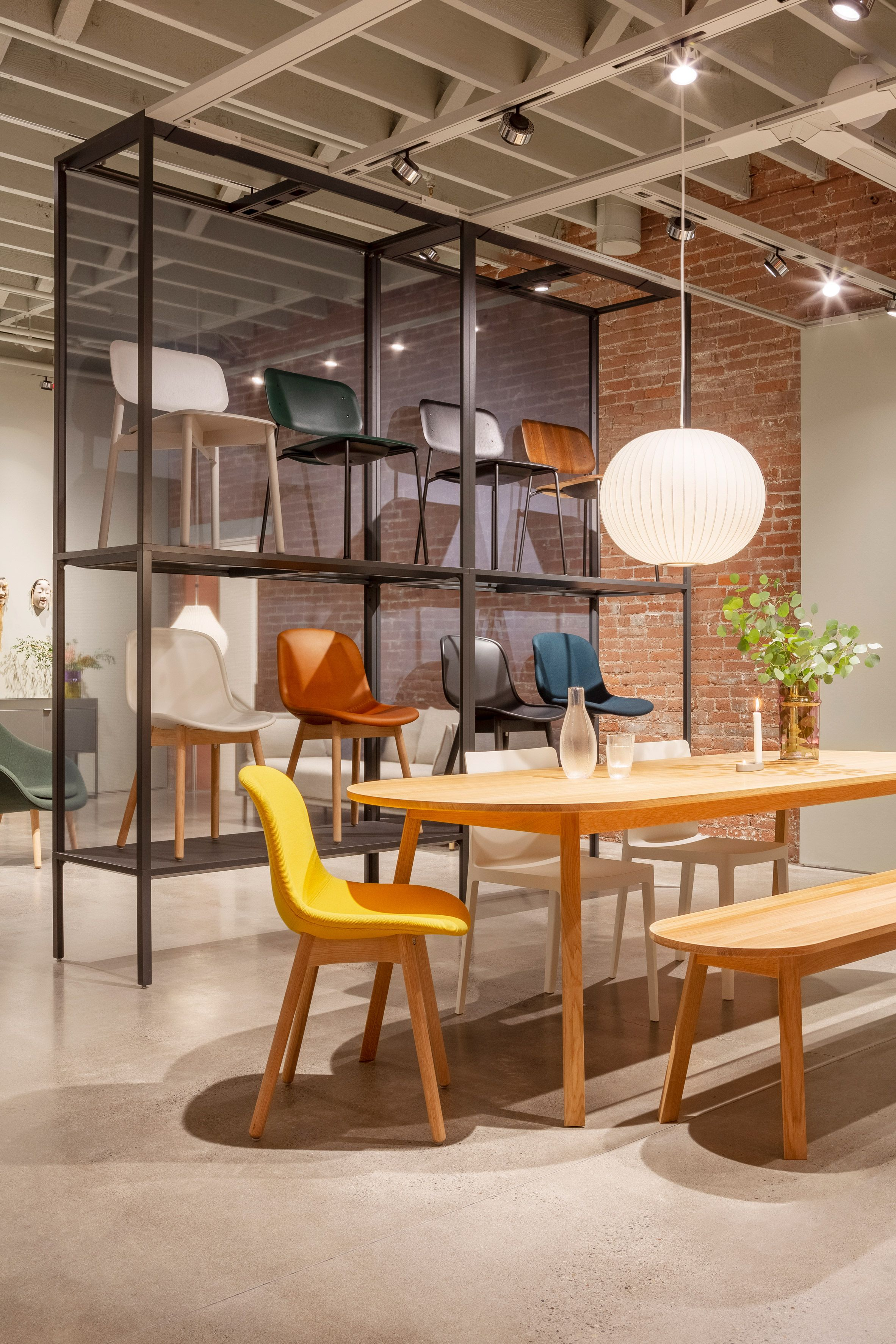 Hay S First Us Store Opens In Portland Showroom Interior Design Furniture Design Living Room Furniture Store