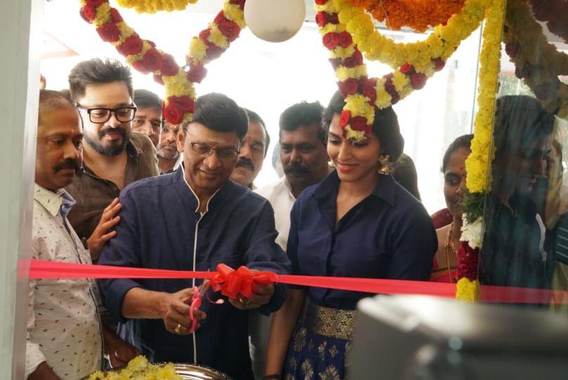 Director K Bhagyaraj Inaugurate Sasikala Production Studio