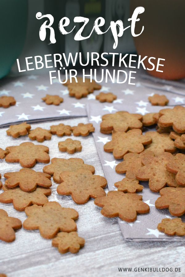rezept leberwurstkekse f r hunde hundekekse selbermachen hunde snacks hunde und hundekekse. Black Bedroom Furniture Sets. Home Design Ideas
