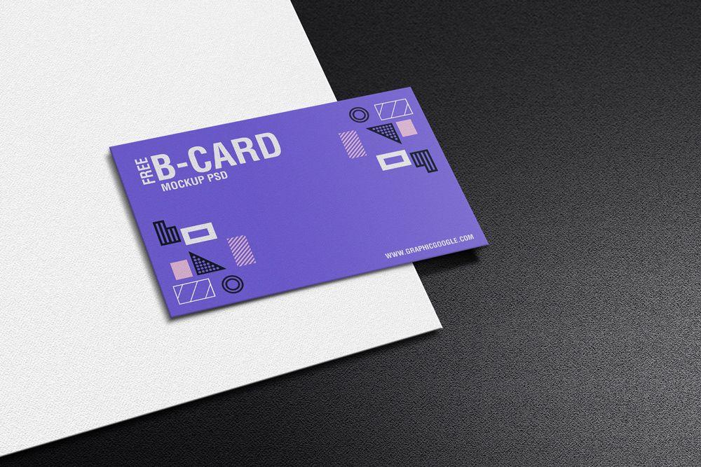 Free Texture Business Card Mockup Psd 7 93 Mb Graphic Google Free Photoshop Mock Business Card Texture Business Card Mock Up Business Cards Mockup Psd