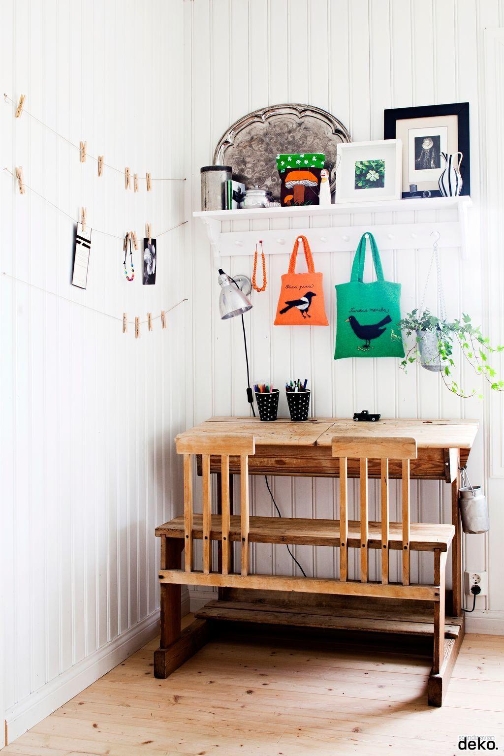 Lovely kids room.