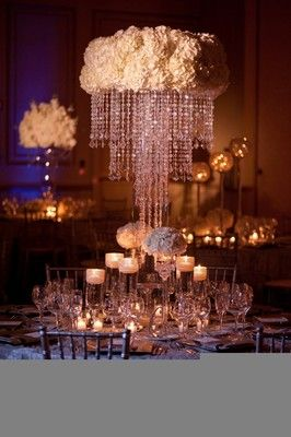 do it yourself wedding table arrangements - Google Search | TABLE ...