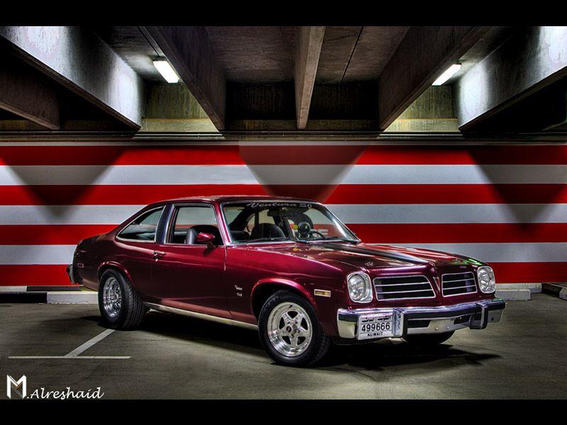 My First Car Was A 1976 Pontiac Ventura Sj Pontiac