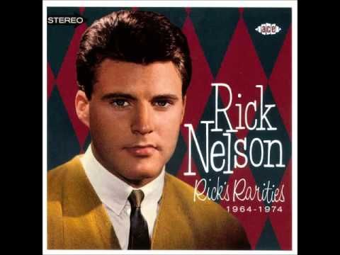 Ricky Nelson Best of The Best Greatest Hits compile by Djeasy - YouTube